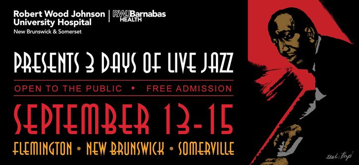 Central Jersey Jazz Festival - Somerville